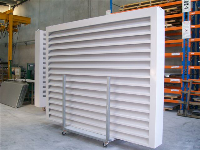 Acoustic Louvres Australia Noise Control Engineering